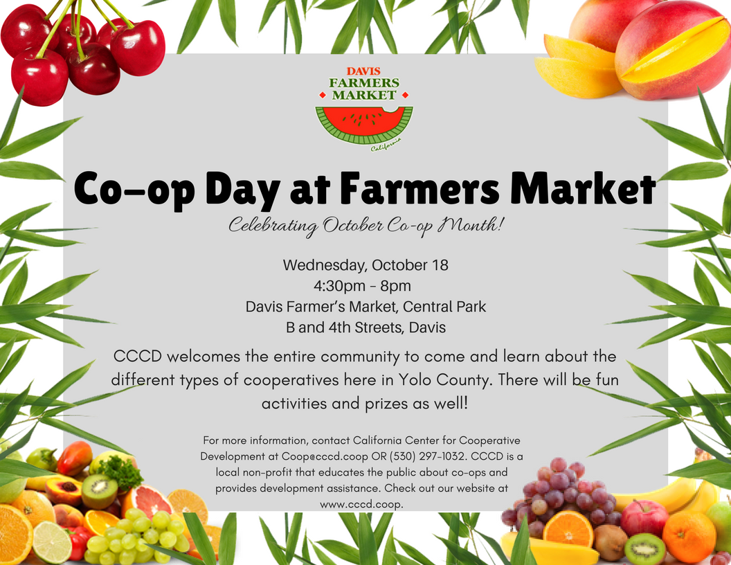 Co-op day