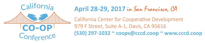 2017 California Co Op Conference California Center For Cooperative